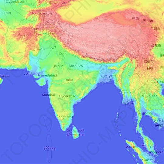 India topographic map, relief map, elevations map on india lotus, india battles, india ganges, india red dot, india typhoon, india rivers, india asia, india sugar cane, india tropical, india singles, india rooster, india information, india chariot, india geography, india poppy, india judo girl, india space shuttle, india grasshopper, india airports, india crown,